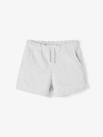 מכנסי מלאנז' קצרים עם כיסים / בנות של LMTD
