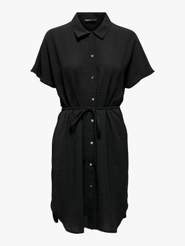 שמלת מיני בשילוב קשירה / נשים של ONLY