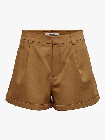 מכנסיים קצרים קיפול בסיומת / נשים של ONLY