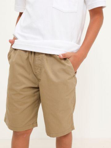 מכנסיים קצרים עם כיסים של UNIQLO