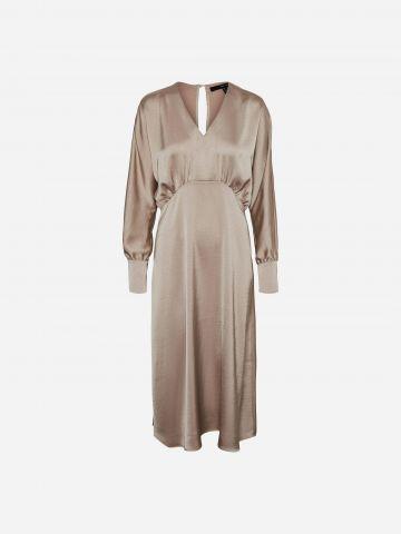 שמלת מקסי בסגנון מבריק / נשים של VERO MODA