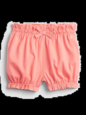 מכנסיים קצרים עם רקמת דובי / 0-24M של GAP