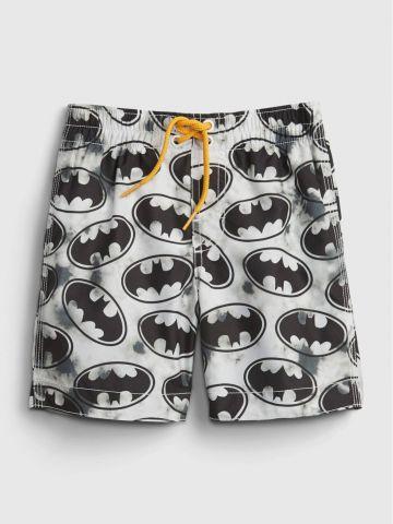 מכנסי בגד ים בהדפס באטמן / 12M-5Y של GAP