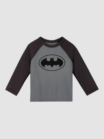חולצת גלישה עם הדפס באטמן / 12M-5Y של GAP