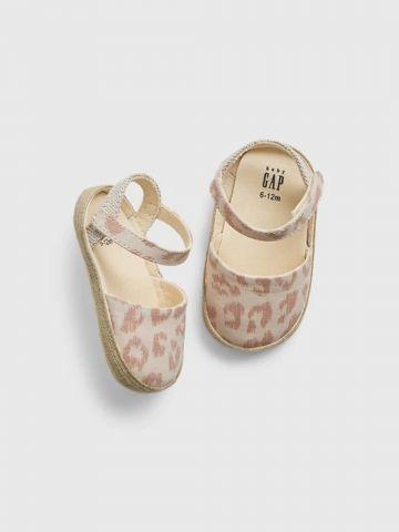 נעליים שטוחות בהדפס חברבורות / בייבי של GAP
