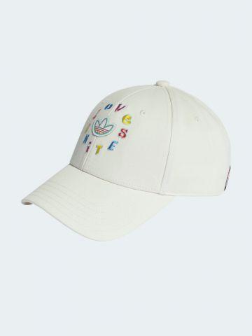 כובע מצחייה עם רקמת כיתוב / גברים של ADIDAS Originals