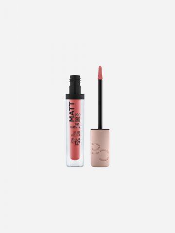 שפתון נוזלי Matt Pro Ink של CATRICE