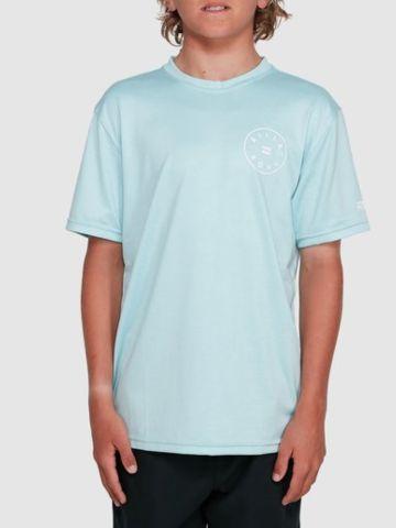 חולצה גלישה עם הדפס לוגו של BILLABONG
