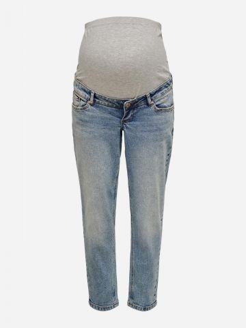 ג'ינס ארוך MOM לנשים בהריון / נשים של ONLY