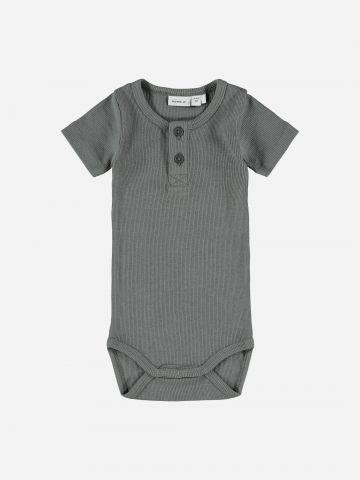 סט בגד גוף ומכנסיים בהדפס / 1M-1.5Y של NAME IT