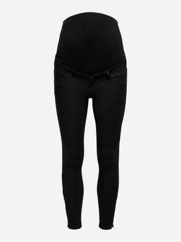 ג'ינס ארוך רוכסן בסיומת לנשים בהריון / נשים של ONLY