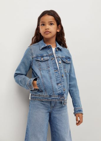 ג'קט ג'ינס / בנות של MANGO