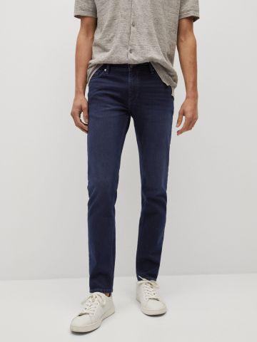 ג'ינס סקיני קלאסי של MANGO