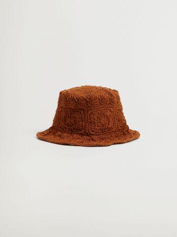 כובע באקט סרוג / נשים של MANGO