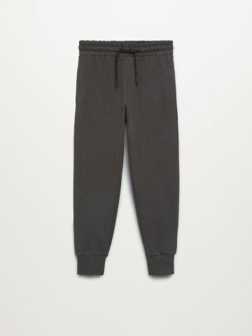 מכנסי טרנינג עם כיסים / בנים של MANGO