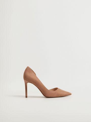 נעלי עקב סטילטו אסימטריות / נשים של MANGO
