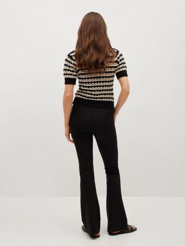 מכנסיים ארוכים של MANGO