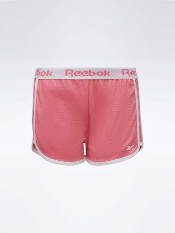 מכנסיים קצרים בסגנון רשת / בנות של REEBOK