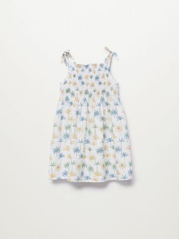 שמלה בהדפס פרחים / 9M-5Y של MANGO
