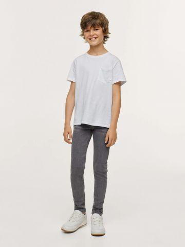 ג'ינס בגזרת סקיני של MANGO