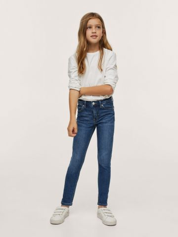 ג'ינס ארוך בגזרת סקיני של MANGO