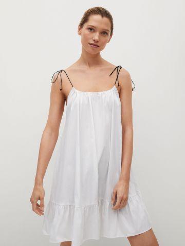 שמלת מיני מתרחבת של MANGO
