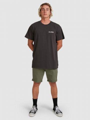 מכנסי צ'ינו קצרים בסיומת קיפול של BILLABONG