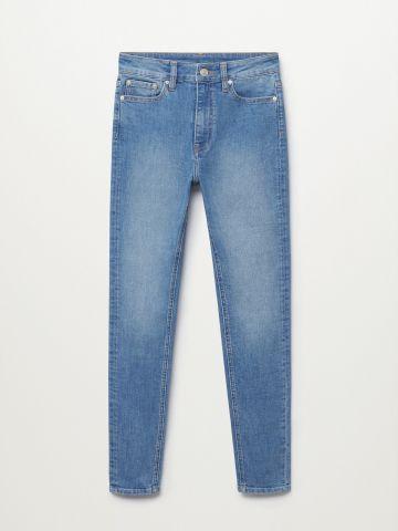 ג'ינס ארוך עם כיסים / בנות של MANGO