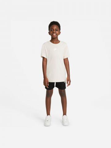 טי שירט עם הדפס Nike של NIKE