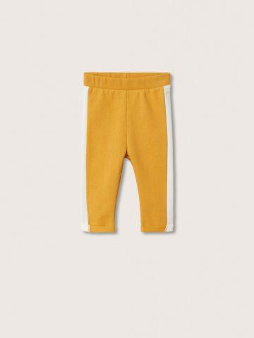 מכנסי טרנינג ארוכים / 9M-5Y של MANGO
