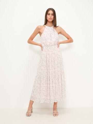 שמלת מקסי בהדפס של YANGA