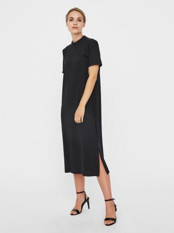 שמלה מקסי בטקסטורה / נשים של VERO MODA