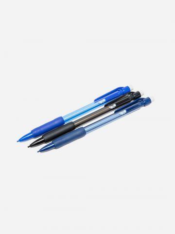 סט 3 עפרונות מכניים של YOLO