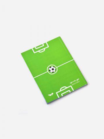 יומן דו יומי 2021-2022 מגרש כדורגל של YOLO