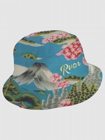 כובע באקט בהדפס / גברים של RVCA