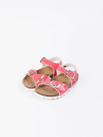 סנדלים עם רצועות בסגירת אבזם / ילדים של BAYTON