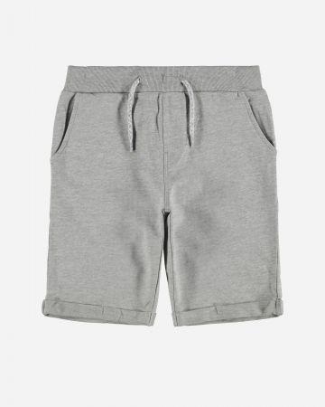 מכנסי מלאנז' קצרים עם סיומת קיפול / 1.5Y-12Y של NAME IT