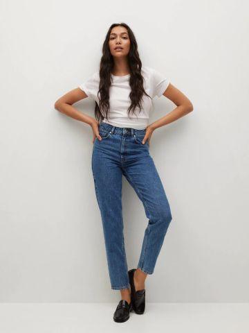ג'ינס בגזרת Mom של MANGO