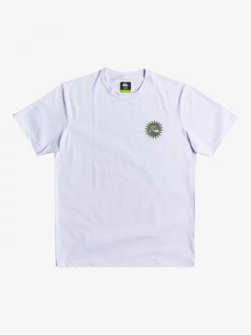 חולצת גלישה עם הדפס / גברים של QUIKSILVER