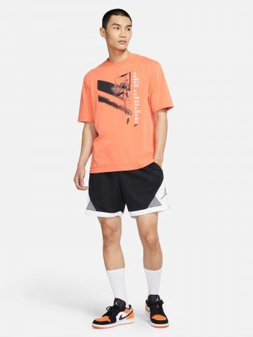 מכנסיי כדורסל קצרים בטקסטורה Jordan Dri-FIT Air של NIKE