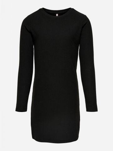 שמלת בייסיק ריב / נשים של KIDS ONLY
