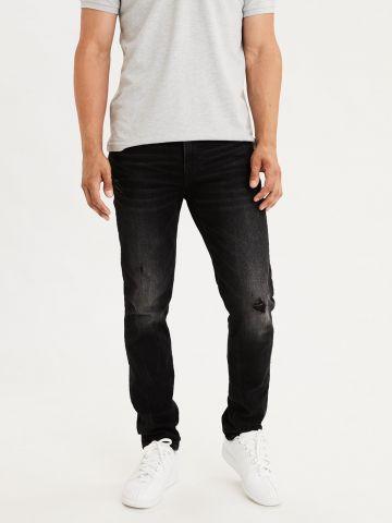 ג'ינס Destroy Slim Straight של AMERICAN EAGLE