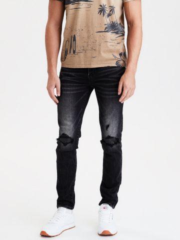ג'ינס בגזרת Skinny של AMERICAN EAGLE