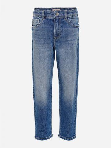 מכנסי ג'ינס בגזרה ישרה / TEEN של ONLY