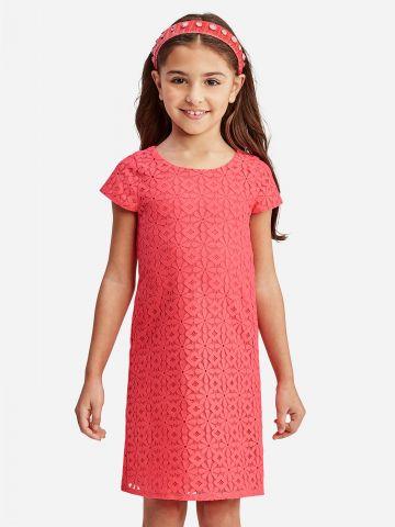 שמלה קצרה בטקסטורה / בנות של THE CHILDREN'S PLACE