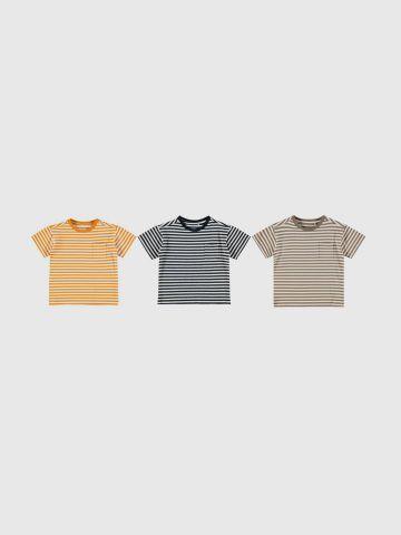 מארז 3 חולצות טי שירט / 1.5Y-8Y של NAME IT