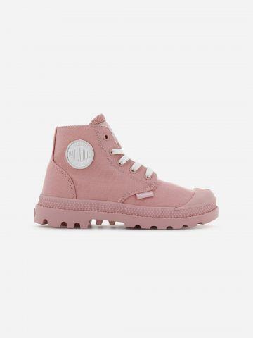 נעלי קנבס גבוהות Pampa HI / בנות של PALLADIUM