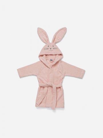 חלוק מגבת ארנב / 1Y-2Y של SHILAV