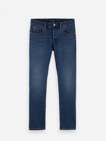 ג'ינס בשילוב שפשופים / גברים של SCOTCH & SODA