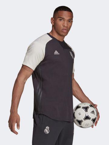 חולצת אימון עם רקמת לוגו של ADIDAS Performance
